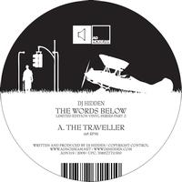 DJ Hidden - The Words Below (Limited Vinyl Series, Pt. 2) - EP