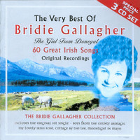 Bridie Gallagher - The Very Best Of Bridie Gallagher - 60 Great Irish Songs