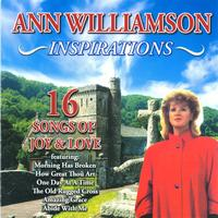 Ann Williamson - Inspirations - 16 Songs Of Joy & Love