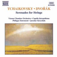 Philippe Entremont - TCHAIKOVSKY / DVORAK: Serenades for Strings