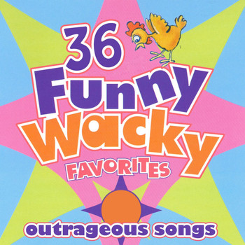Various Artists - 36 Funny Wacky Favorites