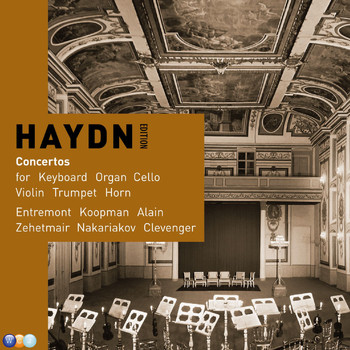 Various Artists - Haydn Edition Volume 8 - Concertos
