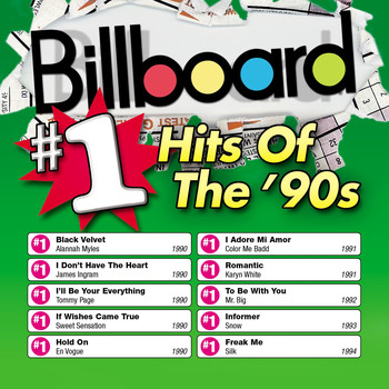 Various Artists - Billboard: #1 Hits Of The 90's