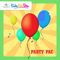 Various Artists - Kids Party Pac (International Version)