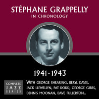 Stéphane Grappelly - Complete Jazz Series 1941 - 1943
