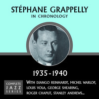 Stéphane Grappelly - Complete Jazz Series 1935 - 1940