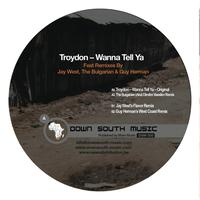 Troydon - Wanna Tell Ya