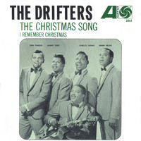 The Drifters - The Christmas Song  / I Remember Christmas [Digital 45] (with PDF)