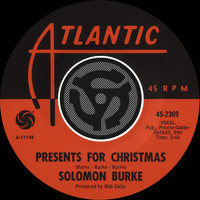 Solomon Burke - Presents For Christmas / A Tear Fell [Digital 45]