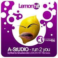 A-Studio - Run 2 You Remixes