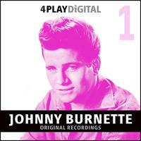 Johnny Burnette - Tear It Up - 4 Track EP