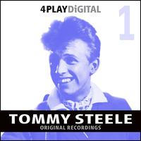 Tommy Steele - Rock With The Caveman - 4 Track EP