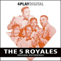 "The ""5"" Royales - Help Me Somebody - 4 Track EP"