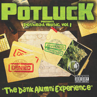 Potluck - Pothead Music Vol. 1-The Dank Alumni Experience