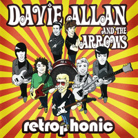 Davie Allan & The Arrows - Retrophonic