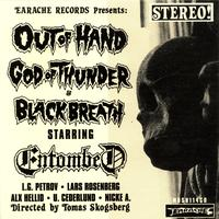Entombed - Out Of Hand EP