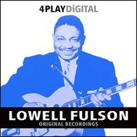 Lowell Fulson - Do Me Right - 4 Page EP