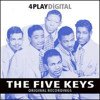 The Five Keys - Rocking And Crying Blues - 4 Track EP