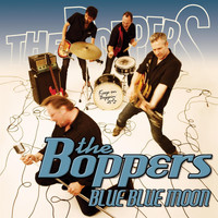 The Boppers - Blue Blue Moon