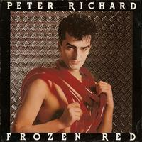 Peter Richard - Frozen Red (LP)