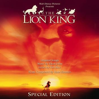 Various Artists - The Lion King: Special Edition Original Soundtrack (English Version)