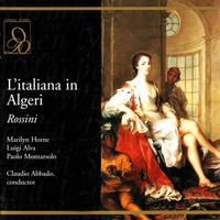 Marilyn Horne - Rossini: L'italiana in Algeri