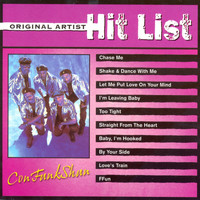 Con Funk Shun - Original Artist Hit List: ConFunkShun