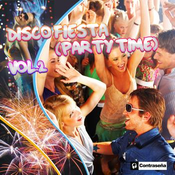 Varous Artists - Disco Fiesta Vol.2 - Party Time