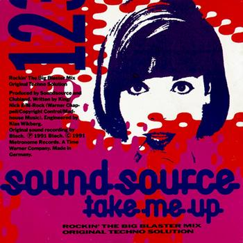 Soundsource - Take Me Up