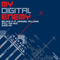 My Digital Enemy - Believe It EP