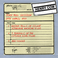 Henry Cow - John Peel Session (24th April 1973)