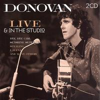 Donovan - Live & In The Studio