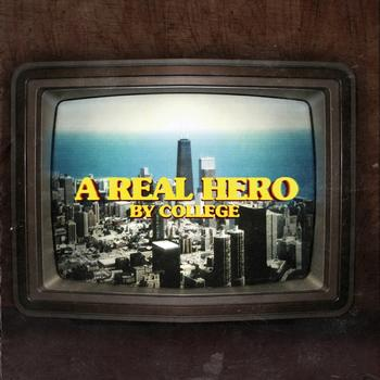 College - A Real Hero EP