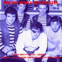 Johnny Kidd & The Pirates - Please Don't Touch (EP)
