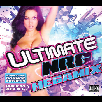 Various Artists - Ultimate NRG Megamix (Explicit)