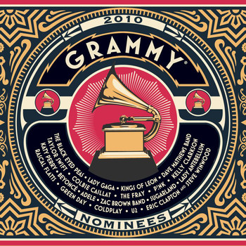 Various Artists - 2010 Grammy Nominees