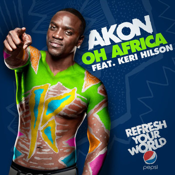 Akon - Oh Africa (Pepsi Version)
