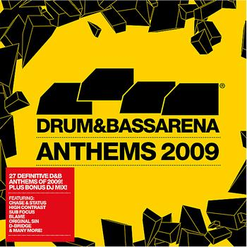 Various Artists - Drum&BassArena Anthems 2009