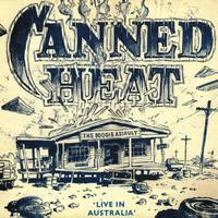 Canned Heat - The Boogie Assault, Live In Australia