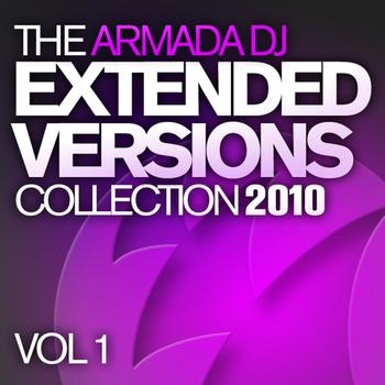 Various Artists - The Armada DJ Extended Versions Collection 2010, Vol. 1