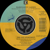 Barenaked Ladies - The Old Apartment (Radio Remix) / Lovers in a Dangerous Time [Outtake] (45 Version)