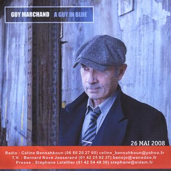 Guy Marchand - A Guy In Blue
