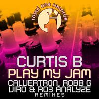 Curtis B - Play My Jam EP