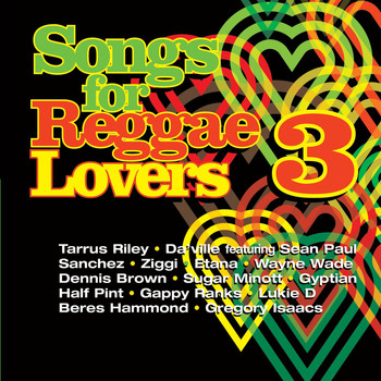 Various Artists - Songs For Reggae Lovers Vol. 3