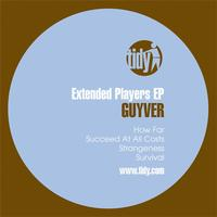 Guyver - Extended Players EP