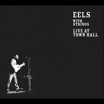 Eels - Live At Town Hall (Intl - pan Euro store, Australia, Japan)