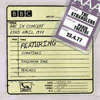 The Stranglers - BBC In Concert [23rd April 1977] (23rd April 1977)