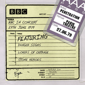 Penetration - BBC In Concert