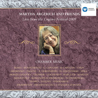 Martha Argerich - Martha Argerich and Friends Live from the Lugano Festival 2009