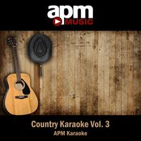 APM Karaoke - Country Karaoke Vol. 3